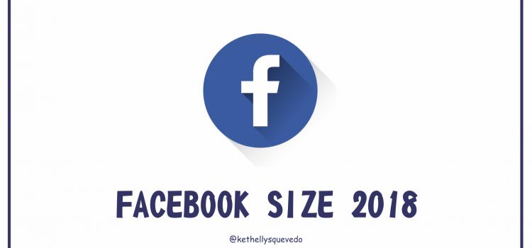 Facebook  Sizes 2018